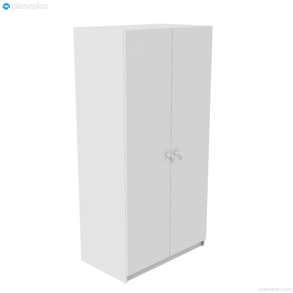 ikea pax wardrobe catalog of objects planoplan. Black Bedroom Furniture Sets. Home Design Ideas