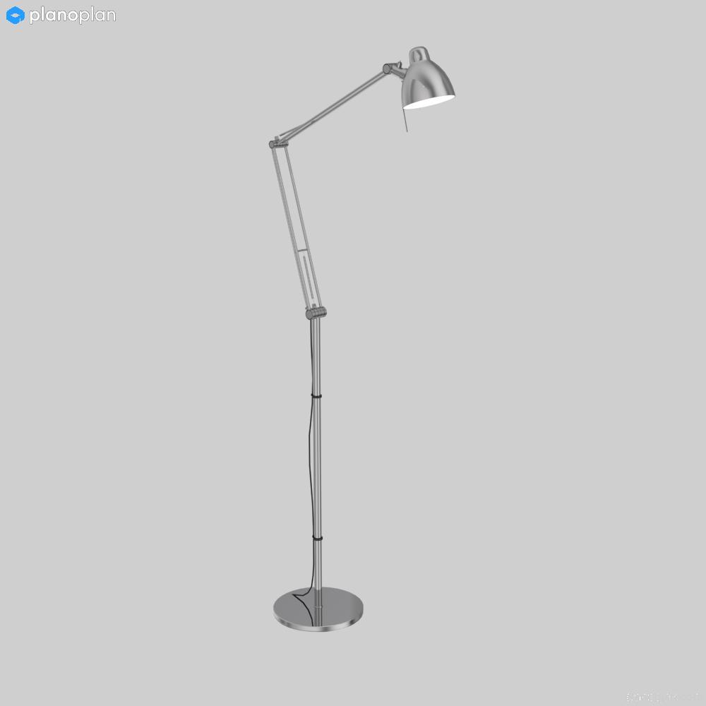 Antifoni floor lamp carpet review for Ikea antifoni floor reading lamp silver color