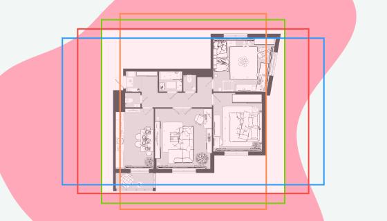 Экспорт произвольной области 2D плана