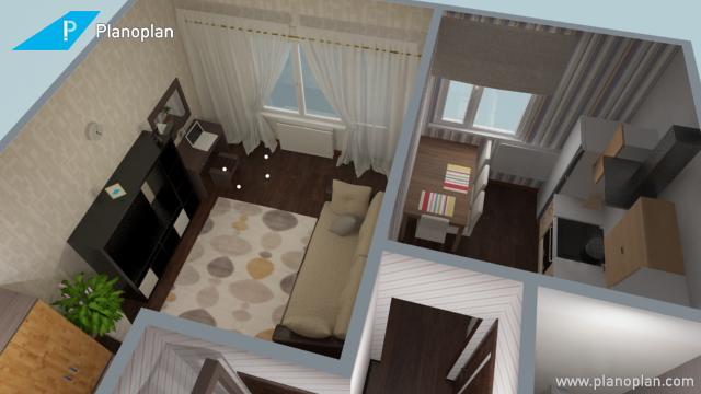 Планоплан 3D Планировщик Квартир Бесплатная Программа