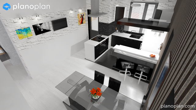 Planoplan free 3d room planner for virtual home design for 3d bedroom planner online free