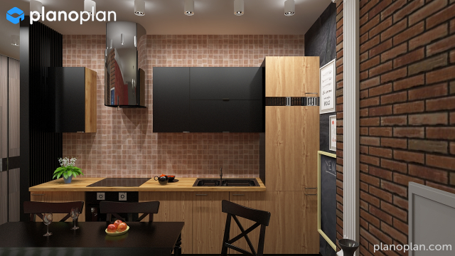 kostenloser 3d raumplaner zur gestaltung von innenr umen planoplan. Black Bedroom Furniture Sets. Home Design Ideas