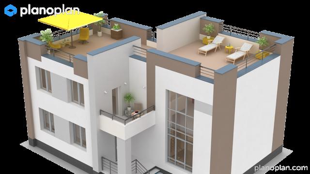 Индивидуальный жилой дом 150 м2 | SynDev