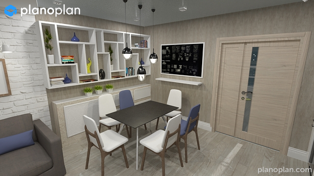 Planoplan — Free 3D room planner for virtual home design, create ...