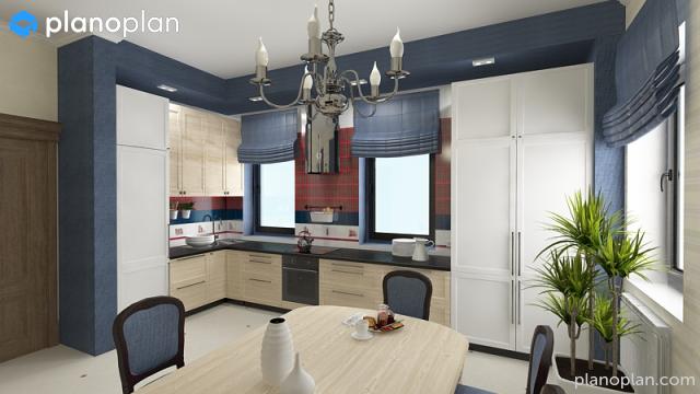 Дом в Любуже | Ирина & Planoplan \u2014 Free 3D room planner for virtual home design create ...