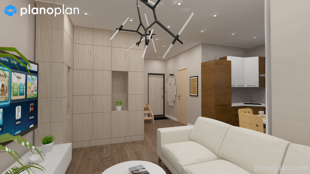 Planoplan free 3d room planner for virtual home design for Online room planner